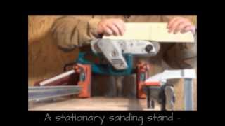 Bessey K Body Revo Clamp - Belt Sander Platform