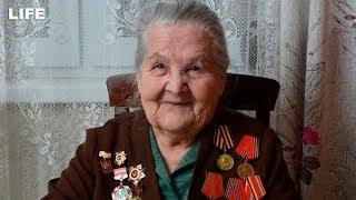 Бабушка ветеран стала блогером в 97 лет