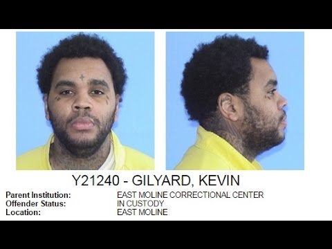 Kevin Gates will most likely be Released from Prison in June 2018 Despite 30 Month Prison Sentence.
