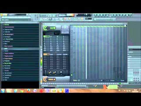 rythme rai fl studio 10
