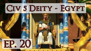 Civ 5 Brave New World Deity - Ep. 20 - Let