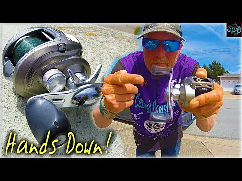 The BEST Baitcasting REEL For UNDER A $100!!!!!!!!