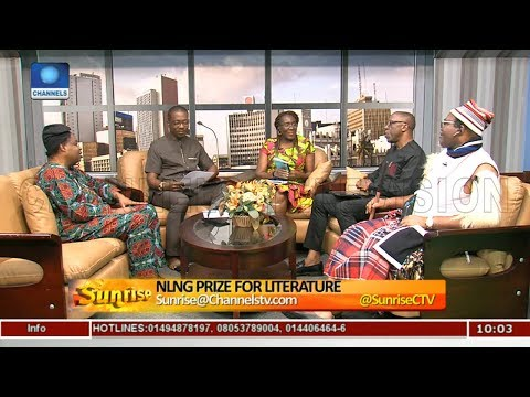 NLNG Prize For Literature: Why Some Works Are Disqualified Pt.1 |Sunrise|