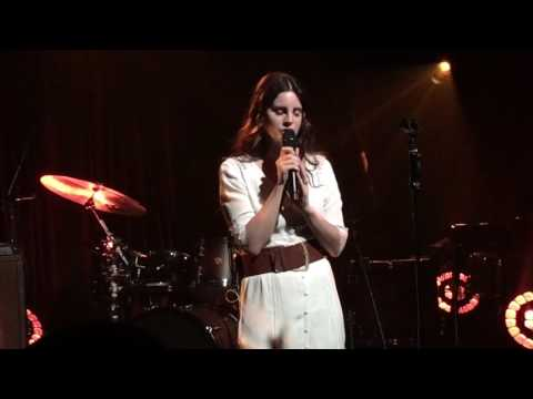 LANA DEL REY  LOVE   at SXSW  First Ever Performance At Apple Music Austin March 17, 2017