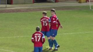 Highlights: dagenham and redbridge 2 - 1 bromley