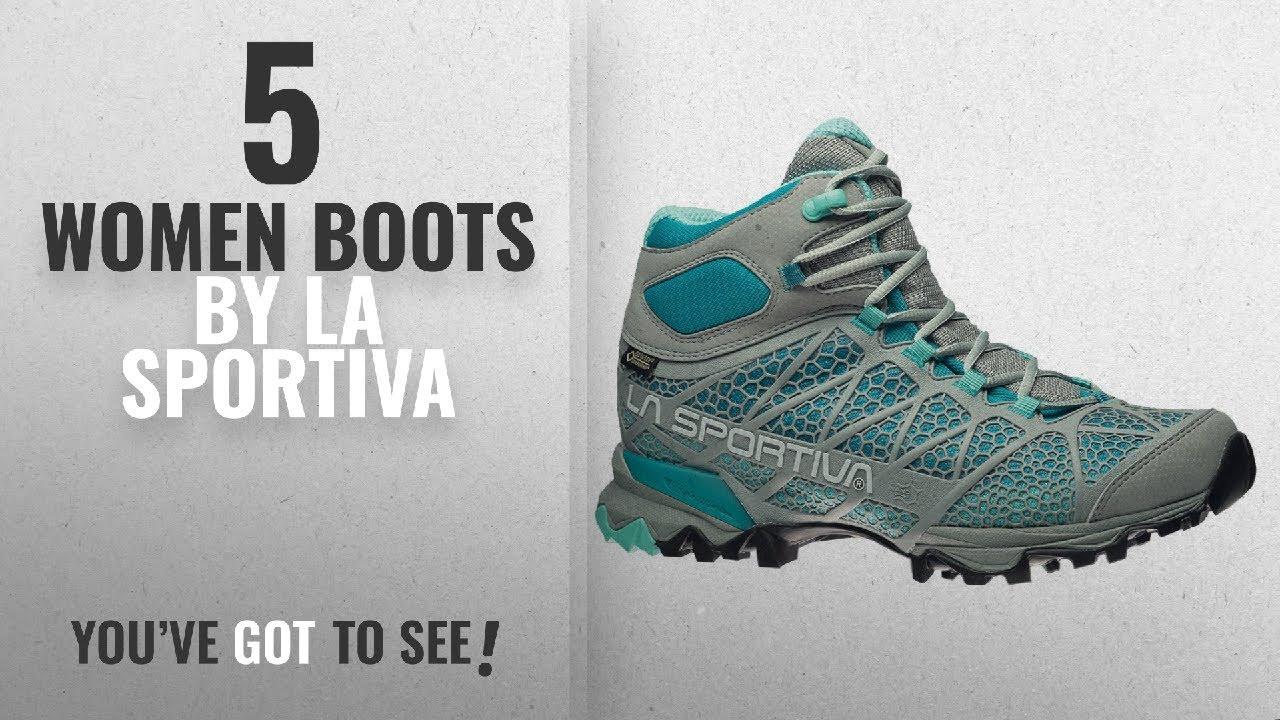 6f7c48e311d Top 10 La Sportiva Women Boots [2018]: La Sportiva Women's Core High GTX  Trail Hiking Boot,