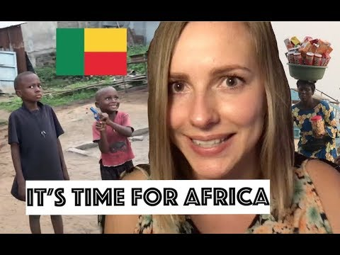 West Africa: E01 Getting to Cotonou & First Impressions