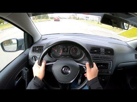 2018 Volkswagen Polo 1.6L (110) POV TEST DRIVE