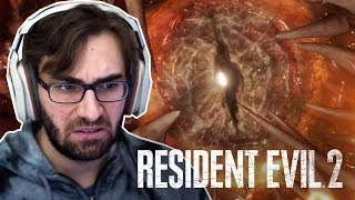 RESIDENT EVIL 2 Remake | Claire 2a Jornada #9 - O FINAL!