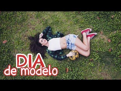 Dia de Modelo - Livia Inhudes