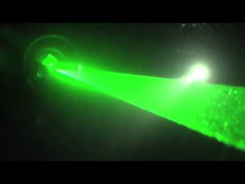 Ocean Engineering - Lasers at FAU Harbor Branch