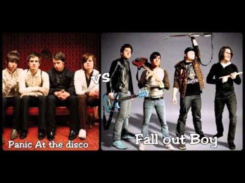 Thanks for the tragedies memories Panic! at the disco/ Fall Out boy