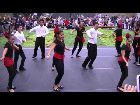 Puerto Rican and Dominican Dance -- Merengue