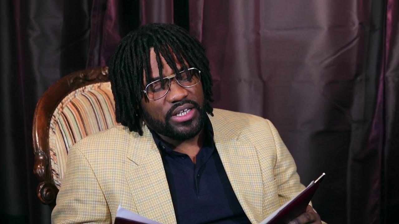 City of Ottawa Poet Laureate | Jamaal Jackson Rogers
