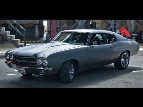 600 HP Chevelle 1970 running on the street! - NRE
