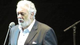 """Plácido Domingo - """"Júrame"""" - Ensenada 8/15/2015"""