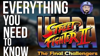 Ultra Street Fighter II Nintendo Switch - Everything You NEED To Know | RGT 85