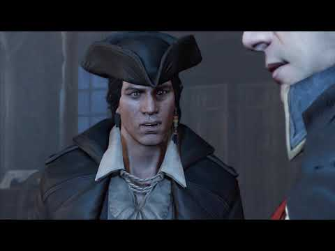 Farther And Son_Haython, Connor ( Assassins Creed III Remastered )  