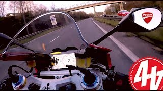 Is the Ducati Panigale V4 an everyday bike?