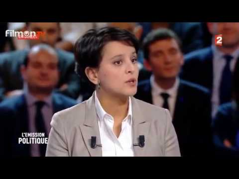 CLASH MARINE LE PEN ET NAJAT VALLAUD BELKACEM TRÈS VIOLENT!!