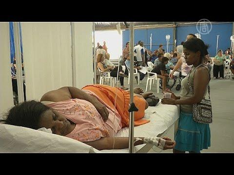 Вопрос: Как различить малярию, лихорадку денге и чикунгунью?