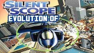 Graphical Evolution of Silent Scope (1999-2014)