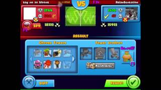 BTD Battles - How awesome can you be?