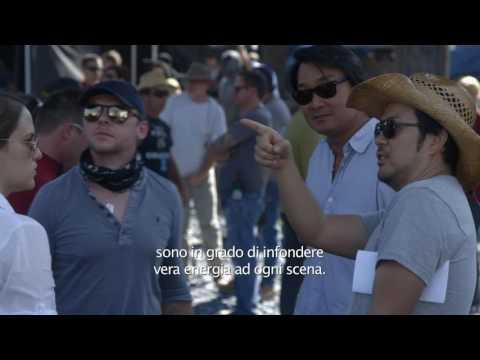 "STAR TREK BEYOND - Featurette Con Scene In Italiano ""Justin Lin"""