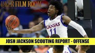 Josh Jackson Scouting Report - Offense