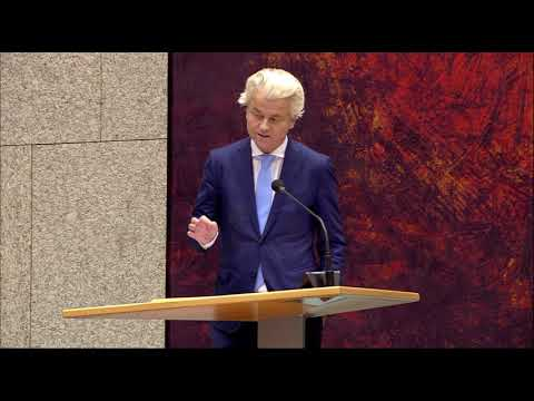 Inbreng Geert Wilders debat over het eindverslag van de informateur