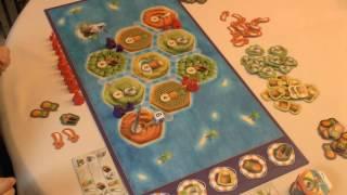 Скачать Die Siedler Von Catan Junior Kosmos Ab 6 Jahre Kinderspiel Gameplay TEIL 64