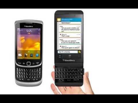 BlackBerry Z15 có bàn phím trượt và màn hình xoay | 365Mobile.vn