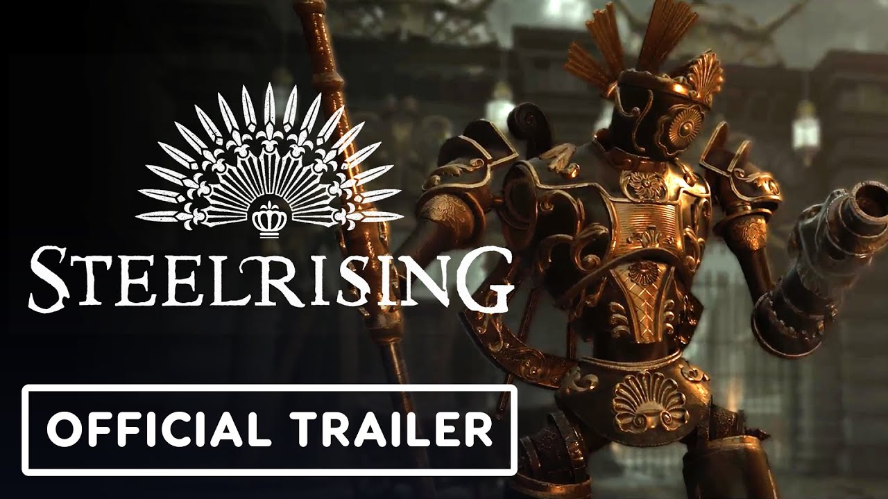 Steelrising - Official Reveal Trailer | Summer of Gaming 2021 - IGN