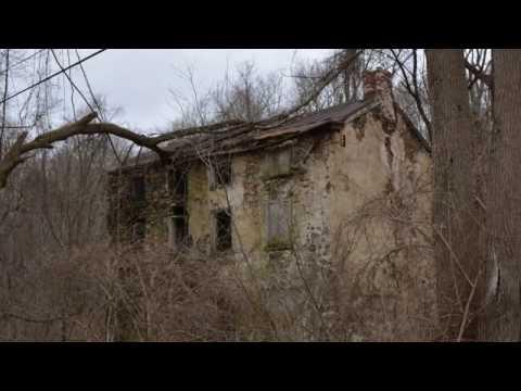 The Ruins At Ridley Creek Delaware County Pennsylvania