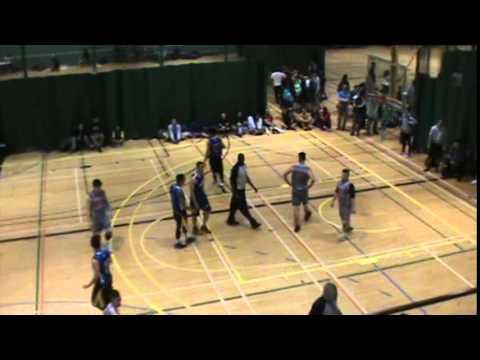 Toronto Dragons Vs Vancouver Strachana part 1