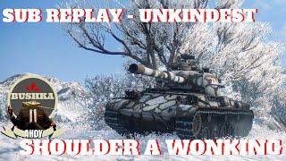 Shoulder A Wonking   Unkindest Type 61 Monster Madness World of Tanks Blitz