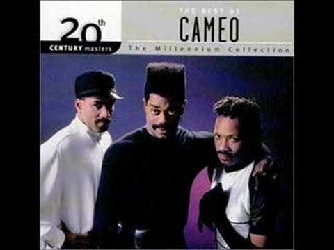 Keep it hot--Cameo