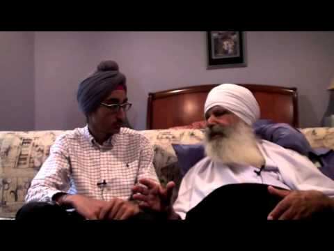 Interview of Baba Iqbal Singh Ji Baru Sahib wale by Sikh Memories