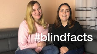 BLIND SEIN UND SCHMINKEN // #blindfacts mit Make-Up Expertin BLIND AND BEAUTY | by YPSILON