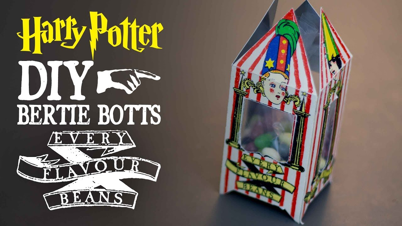photo relating to Bertie Botts Every Flavor Beans Printable titled Bertie Botts Each Flavour Beans - Harry Potter Do-it-yourself
