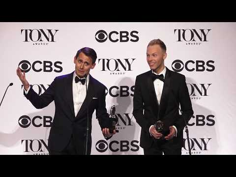2017 Tony Awards Winners - Press Conference
