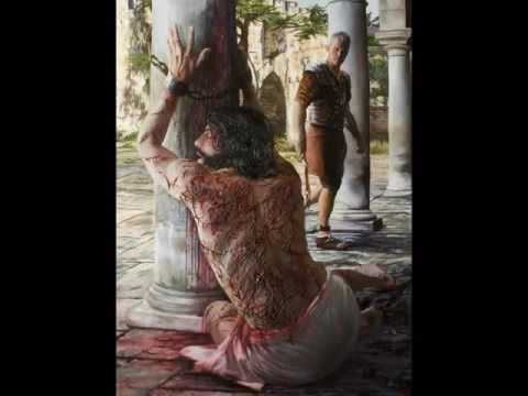 Sorrowful Mysteries of the Rosary (Part 1) - YouTube