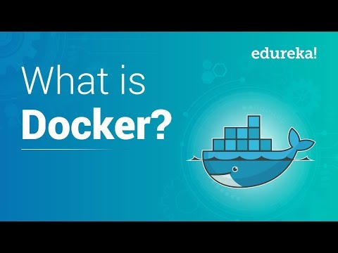 What is Docker | Docker Tutorial for Beginners | Docker Container | DevOps Tools | Edureka