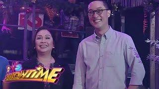 It's Showtime: Cory Vidanes and Carlo Katigbak visit It's Showtime