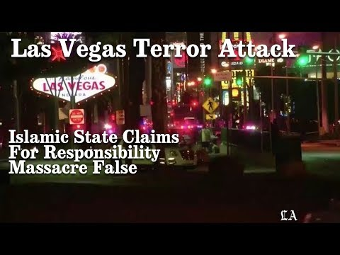 Islamic State Claims Responsibility For Vegas Massacre False  | Los Angeles Times