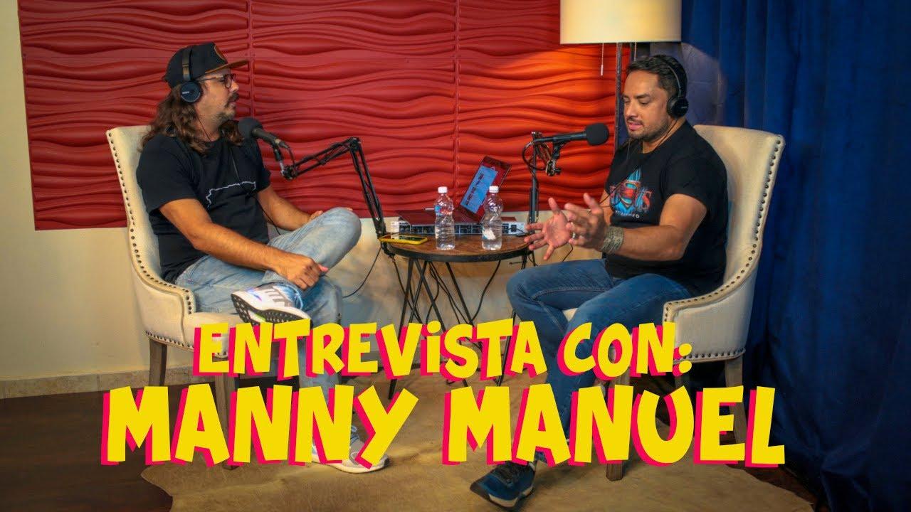 Manny Manuel cuenta su historia y sus controversias