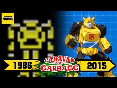 The Best & Worst Bumblebee Games - Caravan Of Garbage