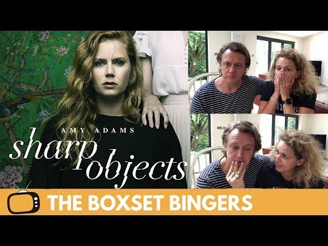 Sharp Objects Amy Adams HBO TV Series Episode 6  Nadia Sawalha & Family