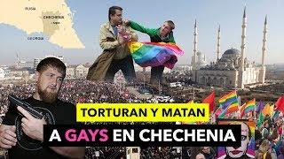 TORTURAN Y MATAN A GAYS EN CHECHENIA - The Tripletz