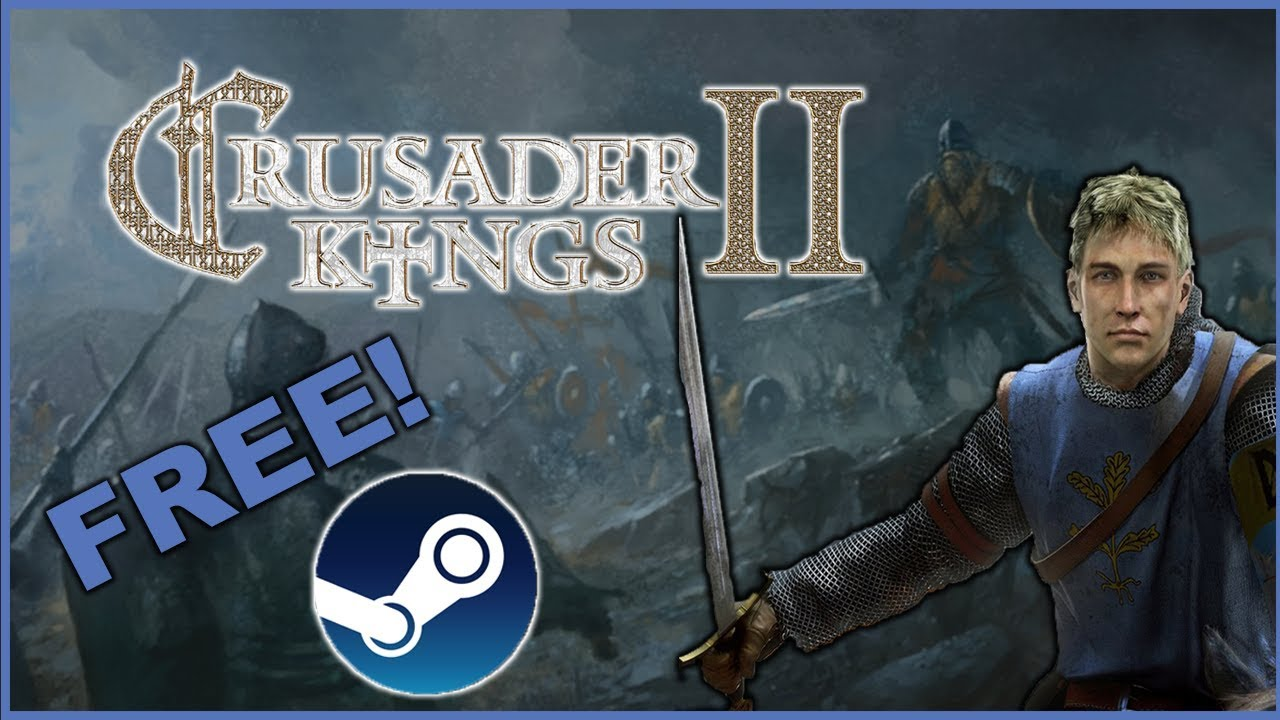 how to get crusader kings 2 free